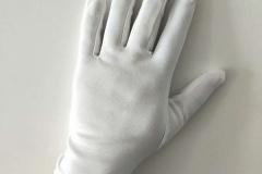 White-Polyester-Gloves-Back