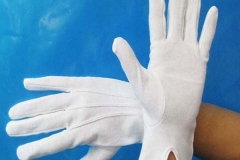 White-cotton-glove-with-snap