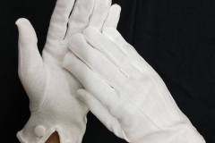white-cotton-gloves-with-snap-on-cuff