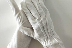 White-Dotted-Long-Wristed-Gloves