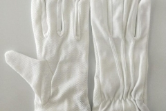 White-cotton-gloves-with-dots-on-palm