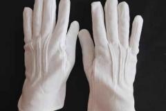 white-dots-gloves